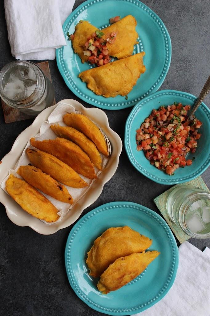 traditional colombian pork empanada recipe