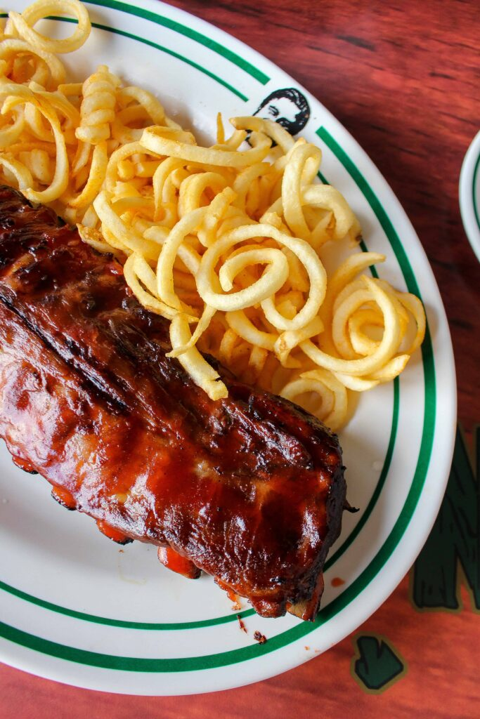flanigan's seafood bar and grill ribs